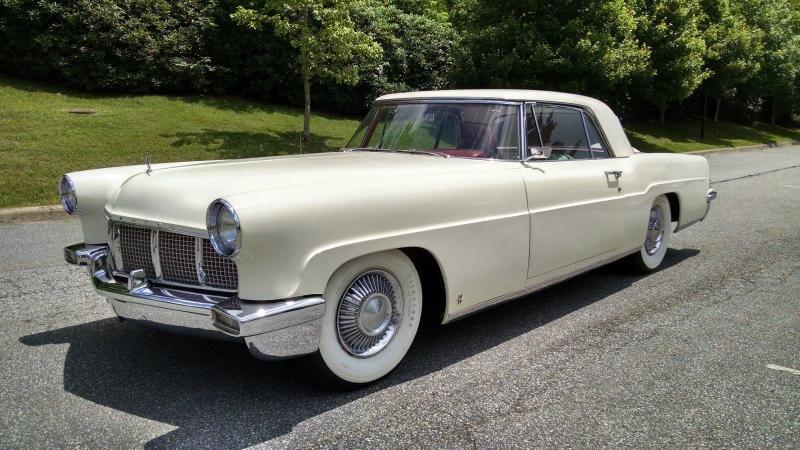 1956 lincoln continental mark vii 1956 lincoln continental classic car in albany ga. Black Bedroom Furniture Sets. Home Design Ideas