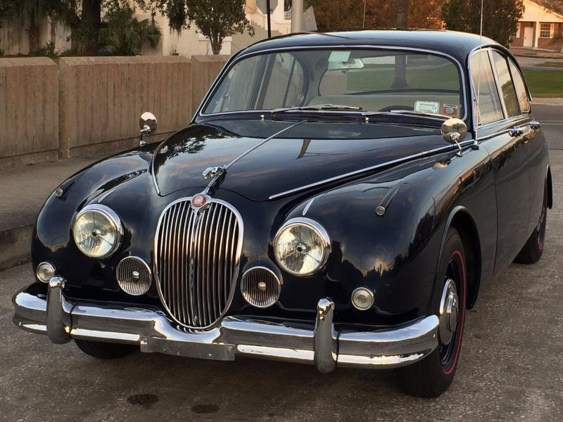 Cars - 1963 Jaguar MK2 Original Survivor