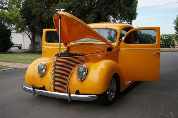 1938 Ford Other Coupe Street Road