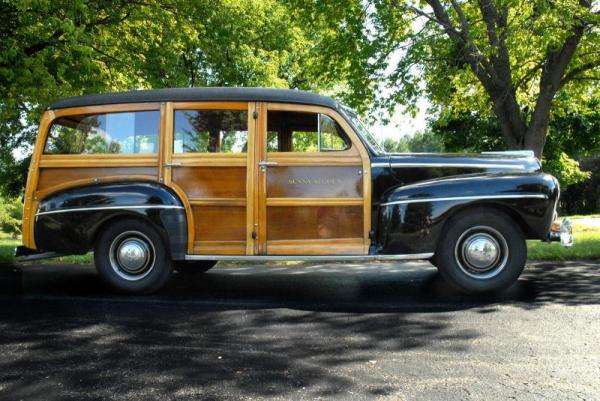 1948 Ford Model 79 Deluxe Station Wagon