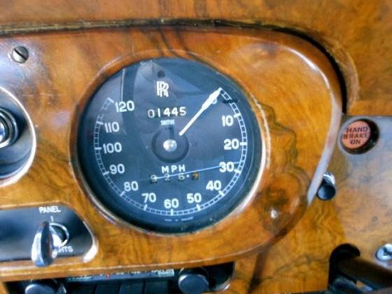 1962 Bentley S2 Rolls Royce