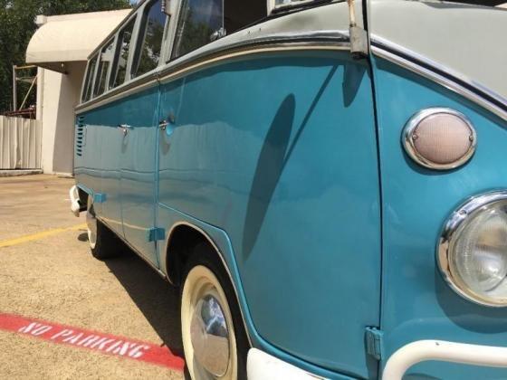 1964 Volkswagen Bus Vanagon Deluxe
