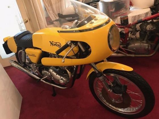 1971 Norton Production Racer
