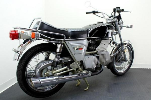 1976 Other Makes Hercules W-2000 Wankel Rotary
