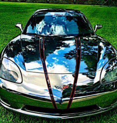 2006 Chevrolet Corvette Coupe Chrome