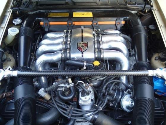 1983 Porsche 928 Euro S 4.7L