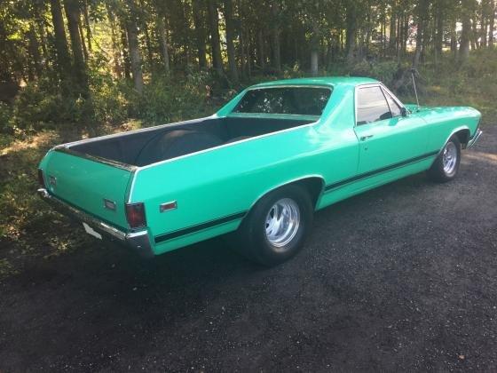 1969 Chevrolet El Camino 383 Auto