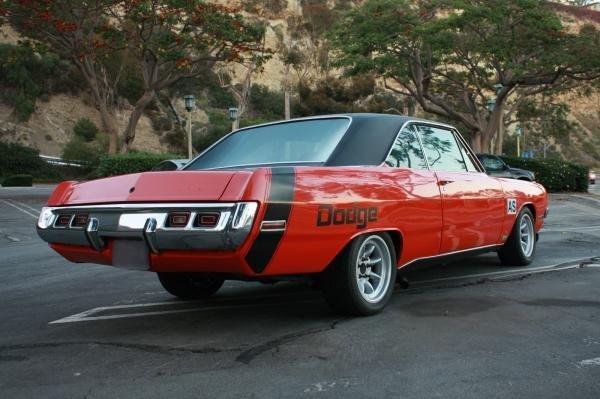 1971 Dodge Dart Swinger Mopar
