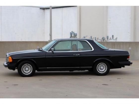 1985 Mercedes-Benz 300CD Diesel
