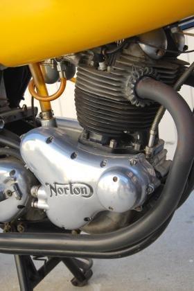 1971 Norton Commando 750cc Race Bike