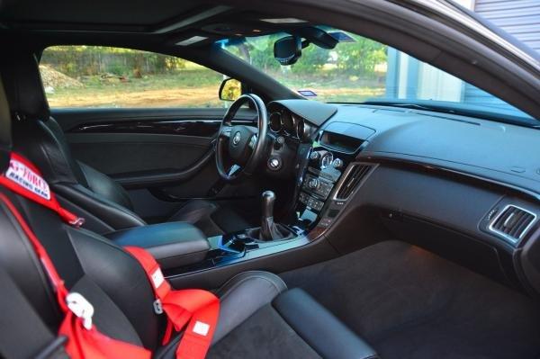 2012 Cadillac CTS CTS-V LS3