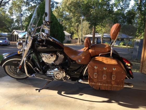 2014 Indian Chief Vintage Classic