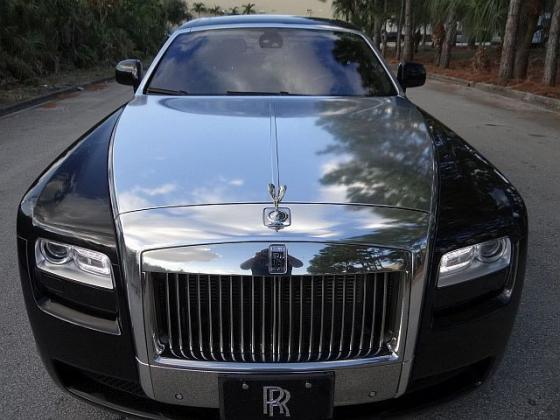 2010 Rolls-Royce Ghost Sedan 6.6L