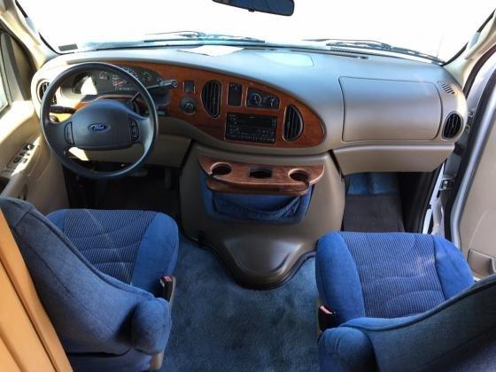 2003 Pleasure Way Ford Excel TS Class B RV Motorhome