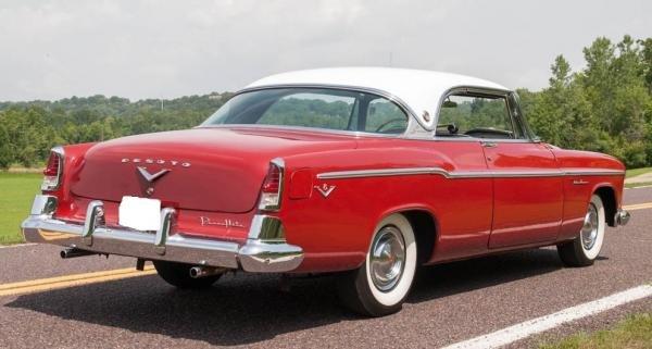 1955 DeSoto Firedome Sportsman Hardtop Coupe
