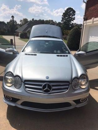 2007 Mercedes-Benz SL 550 Sports Package
