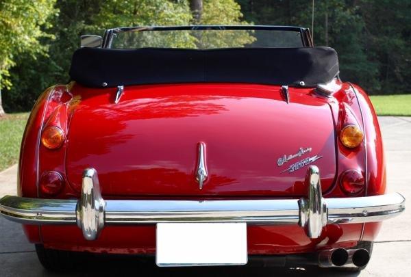 1965 Austin Healey 3000 MKIII PH2
