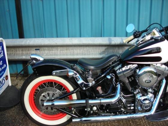 2006 Harley Davidson Softail Bobber