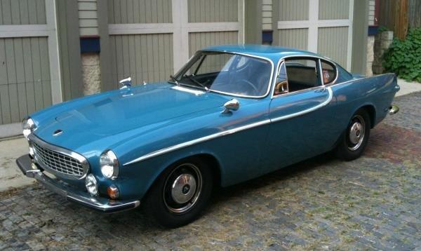 1966 Volvo P1800S 1.8L Coupe