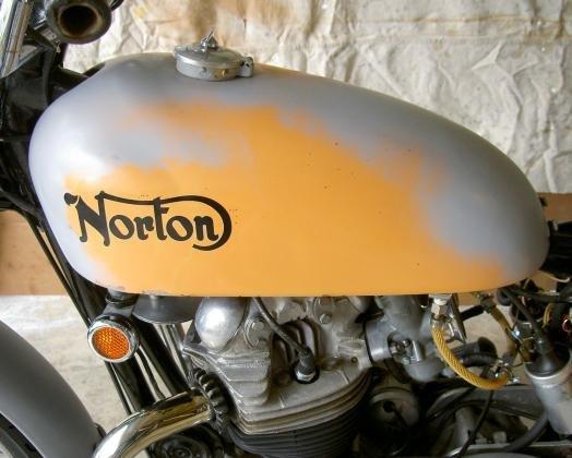 1968 Norton Ranger P11A