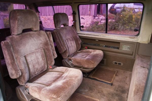 1989 Mitsubishi Van L300 Delica Star Wagon