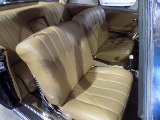 1964 Mercedes-Benz 200-Series 220 Se b