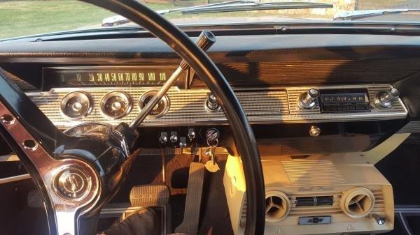 1962 Chevrolet Impala SS 327