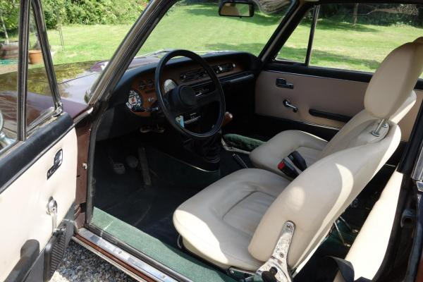 1975 Lancia Fulvia 1.3S Coupe
