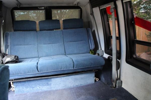 1993 Chevrolet G20 Van
