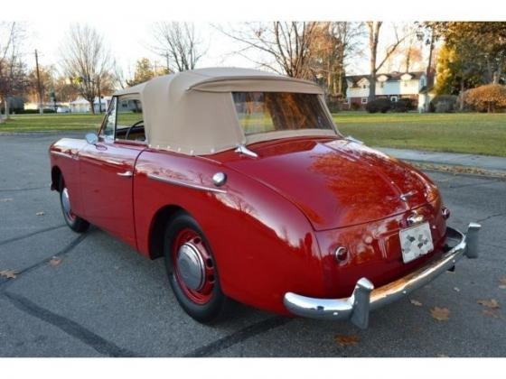 1954 Austin A40 Convertible