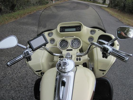2011 Harley-Davidson FLTRUSE Road Glide CVO