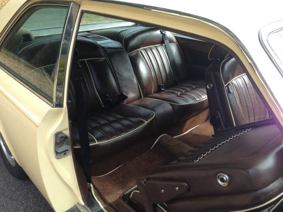 1982 Rolls Royce Camargue Pininfarina