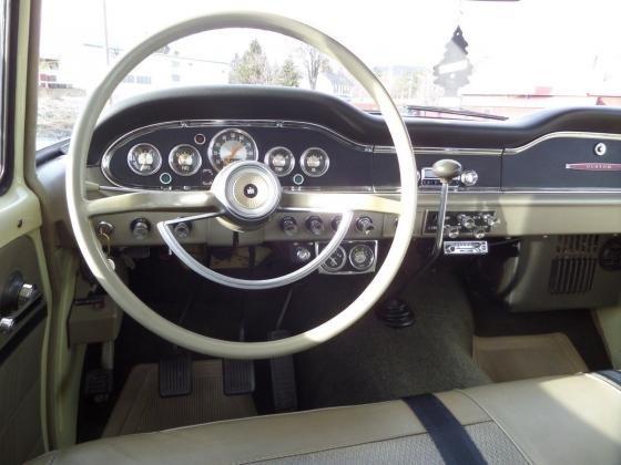 1968 International Harvester Travelall 1100C