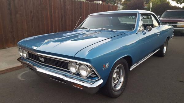 1966 Chevrolet Chevelle 396 V8 SS