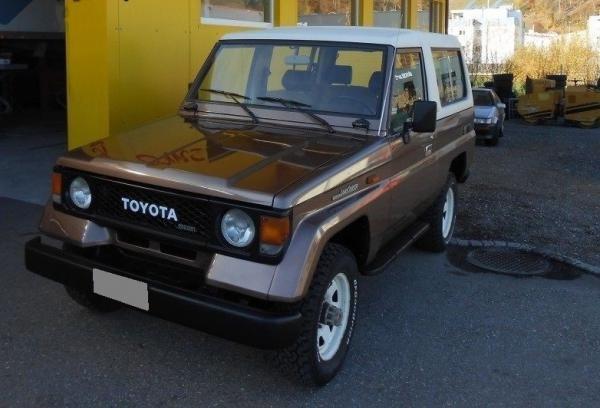 1986 Toyota Land Cruiser LJ73 No Rust