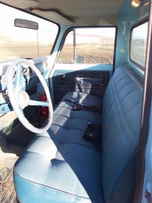 1974 International Harvester IH Pickup