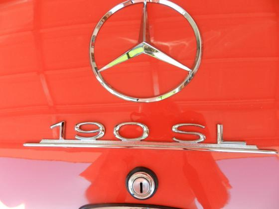 1961 Mercedes-Benz 190 SL ROADSTER