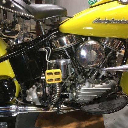 1954 Harley-Davidson FL Panhead