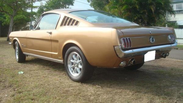 1964 FORD MUSTANG 2+2 289 V8 C CODE