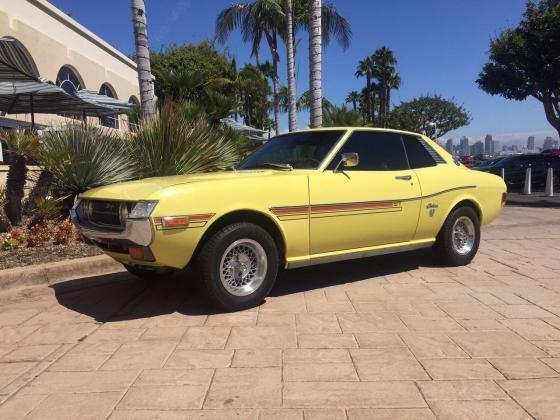 1974 Toyota Celica ST Super Clean
