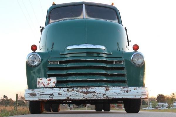 1948 Chevrolet COE