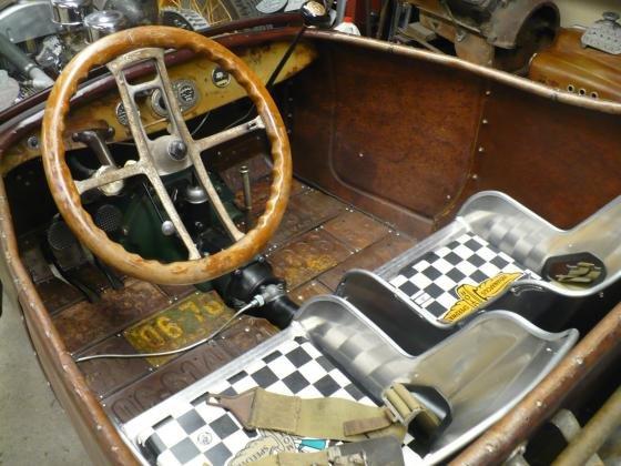 1929 Ford Model T Roadster