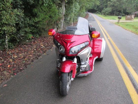 2012 Honda Gold Wing 1800cc