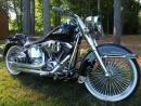 2007 Harley-Davidson Softail FLSTN