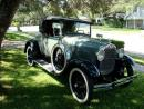 1929 Ford Model A Deluxe