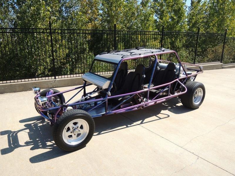 Motorcycles - 2014 Dune Buggy 4-Seats Street Legal VW
