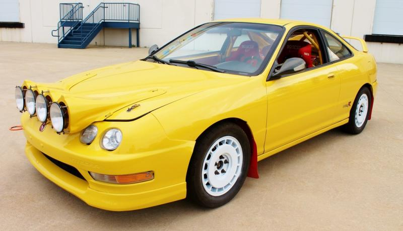 cars - 2000 acura integra type r supercharged