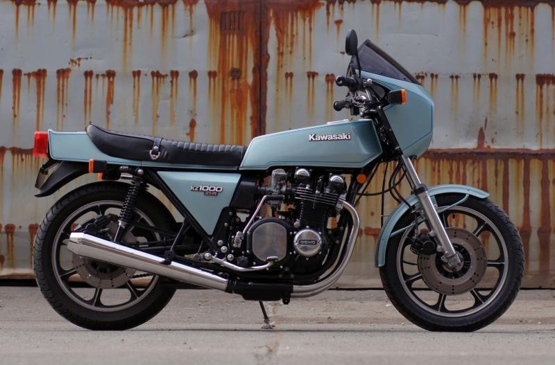 Kawasaki Z1-R Blinker OE Kawasaki