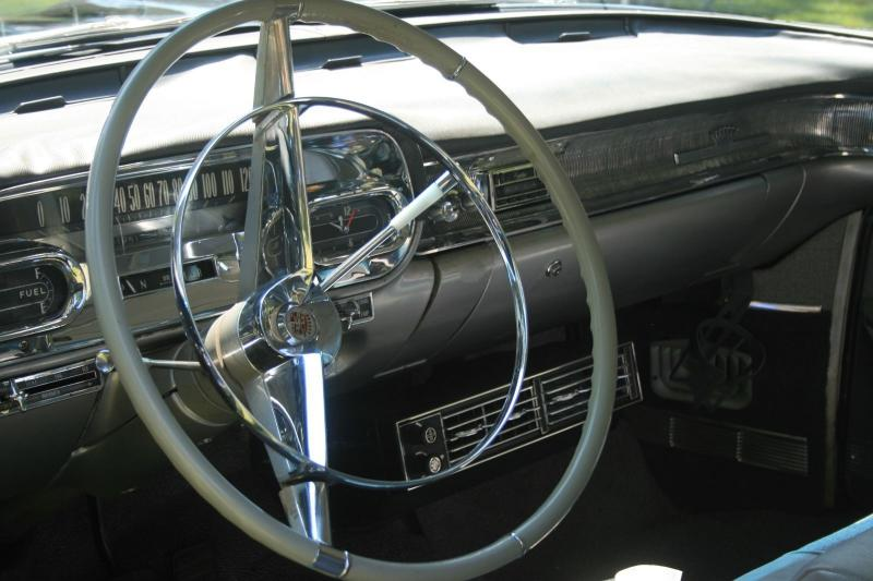 Cars 1958 Cadillac Deville Coupe 365