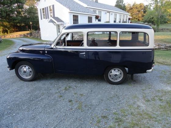 1967 Volvo 210 B20 Wagon